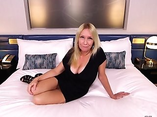 Adria 43 Years Old Big Tits Cougar