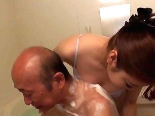 Chubby Japanese Wifey Yukimi Chinatsu Loves Having A Quickie