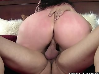 Horny Superstar Alexis Couture In Fabulous Big Bootie, Natural Tits Hookup Clip