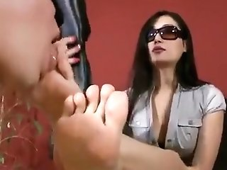 Incredible Homemade Footfetish, Dark Haired Orgy Movie