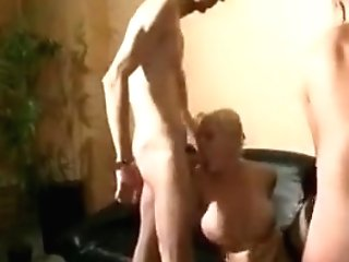 Superb Group Fuck-a-thon Scene With Horny Honeys