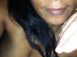 Naughtia Richelle Has First-ever Masculine Nip Suck