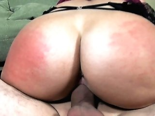 Big Butt Sookie Blues Is Home Alone So She Determines To Fuck All Day