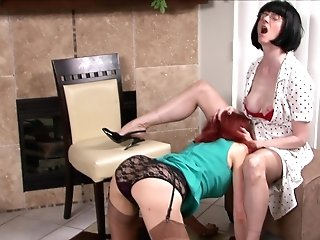Matures Panty Eagerness With Abigail Fraser