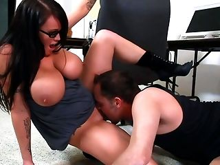 Chesty Brandy Gets Fucked By Her Co-employee