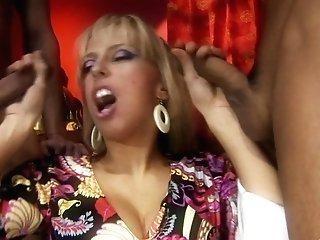 Matures Blonde Mummy Whore Needs Two Jizz-shotguns To Make Her Jizz
