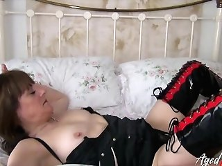 'agedlove Voluptuous Session With Lusty Matures Lady'