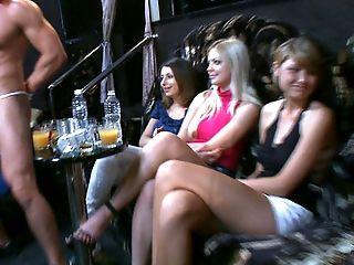 A Hot Group Of Women