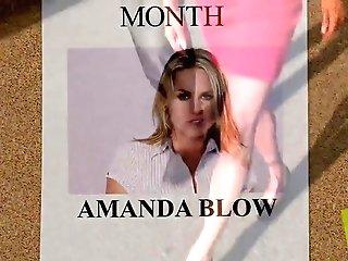 Wankz- Cougar Amanda Fellate Thirsts A Creamy Stream