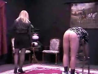 Amazing Homemade Sadism & Masochism, Blonde Adult Scene