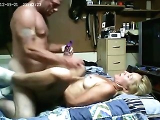 Exotic Homemade Matures, Bedroom, Cowgirl Pornography Clip