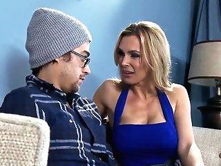 Tanya Tate Tempts Youthfull Dweeb Xander Corvus