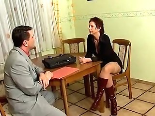 Amazing Homemade Flick With Big Tits, Stockings Scenes