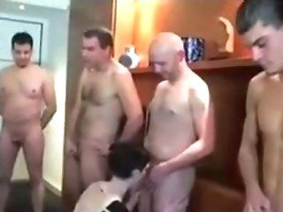 Cuck Hubby Collective Wifey With Five Dudes