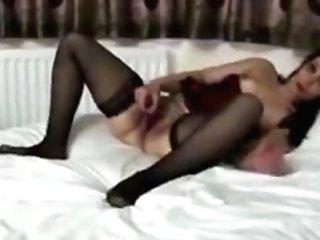 Beautiful Mummy Masturbating