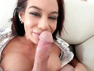 Ryder Skye Preps Her Cunt With Frigs For Hard Hump With A Boy
