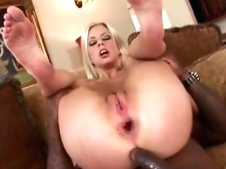 Widely Opened Asshole For Blonde Mummy Honey
