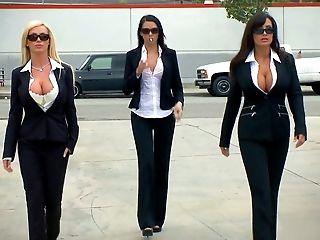 Three Sex Industry Star Criminals