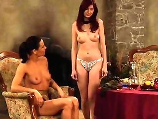 Mistress Of Souls Ii: Girl-on-girl Stepsisters In Threesome