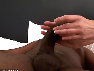 Step Mommy Black Sonny Have ### Hard-core Interracial