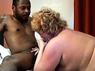 Matures Drains Black Guys Big Dick
