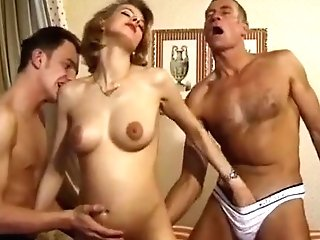 Greatest Homemade Flick With Threesome, Mummy Scenes