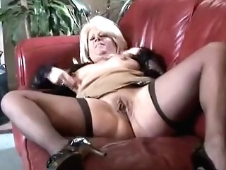 Horny Homemade Movie With Solo, Stockings Scenes