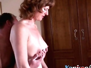 Inexperienced Matures Getting Over Two Severe Boners