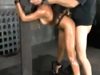 Restrain Bondage Breeding And Jiggling