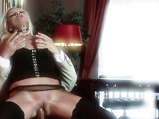 Orgy-greedy Dudes Fuck Trashy Looking Whore Winnie