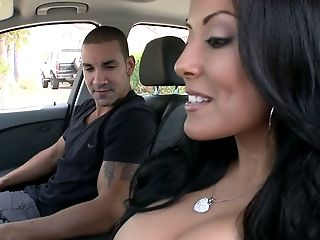 Hot Cougar Kiara Marie On A Fuckpole