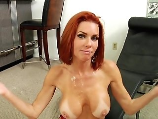 Incredible Pornographic Star In Amazing Big Tits, Cougar Adult Movie