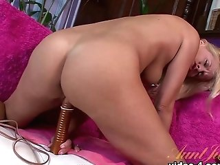 Greatest Porn Industry Star Payton Leigh In Best Fake Penises/playthings, Blonde Xxx Vid