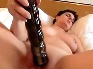 Old Anna And Her Massive Fuck-fest...