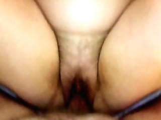 Neglected Married Coworker Internal Ejaculation