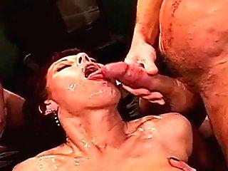 Double Penetration Assfuck Threesome Swapper Wifey Fucks Strangers