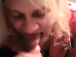 Fabulous Homemade Clip With Blonde, Close-up Scenes