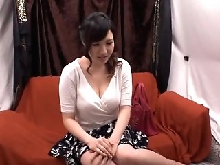 Japanese Cutie Seduced For A Deviant Erotic Session By A Stud