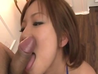 Amazing Group Sex Along Needy Cougar, Konatsu Aozona