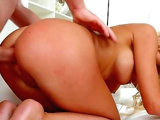 Insane Scenes With Marilyn Christal Doing Anal Invasion