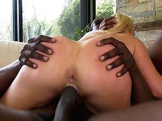 Wifey Blacked And Holed In Home Threesome