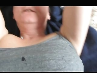 Horny Wifey Tart Squirting!