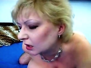 Matures Sweetie With A Lengthy Black Faux-cock