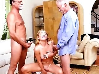 Old Mom Butt Fuck And Two Grannies Frannkie And The Group Tag Team A