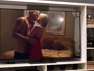 Horny Pornographic Star In Exotic Stockings, Reality Fucky-fucky Scene