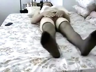 Horny Homemade Record With Onanism, Matures Scenes