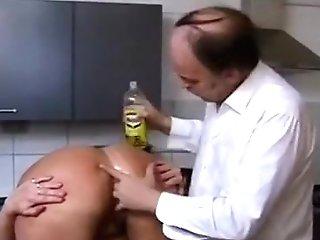Horny Big Tits, Matures Adult Flick