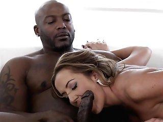 Black Dude Fucks Humid Honeypot Of Mummy Nurse Richelle Ryan With Large Tits