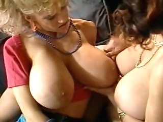 Fabulous Homemade Mummies, Big Tits Pornography Scene