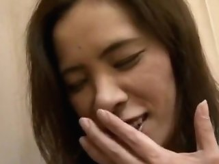 Crazy Japanese Woman In Horny Faux-cocks/playthings Jav Clip